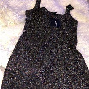 Multicolor Sparkly dress